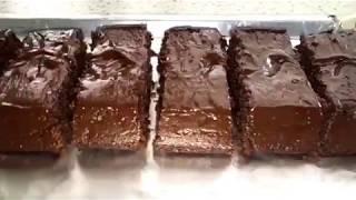 Шоколадное пирожное БРАУНИ. Простой рецепт .