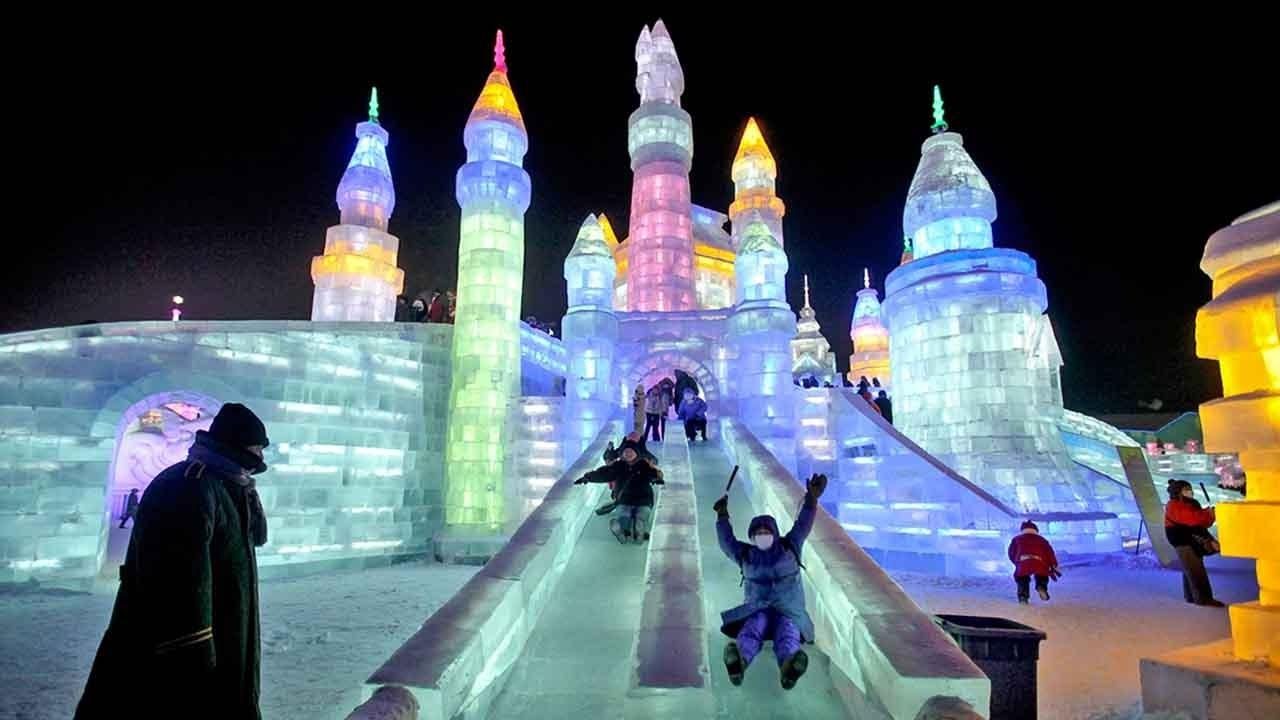 Winter Wonderland: Frozen Fun At Harbin Ice And Snow