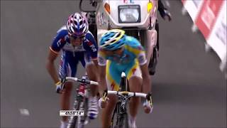 Video Tour de France 2010 - stage 12 - Contador attacks with Rodriguez, Andy Schleck dropped download MP3, 3GP, MP4, WEBM, AVI, FLV Juli 2018