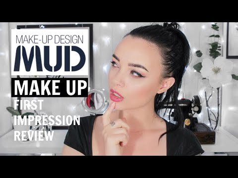 Mud Makeup Try On Review First Impression Cindyloubindi