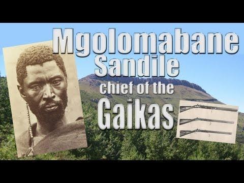 Mgolomabane Sandile: Chief of the Gaikas