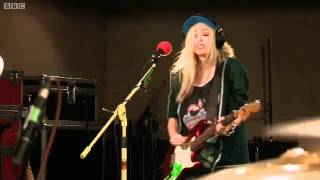 The Ting Tings Give It Back BBC Radio 1 Live Lounge 2012
