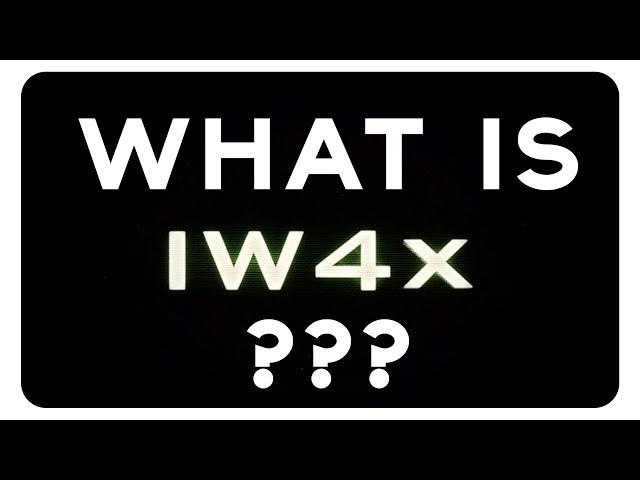 iw4x tutorial 2018