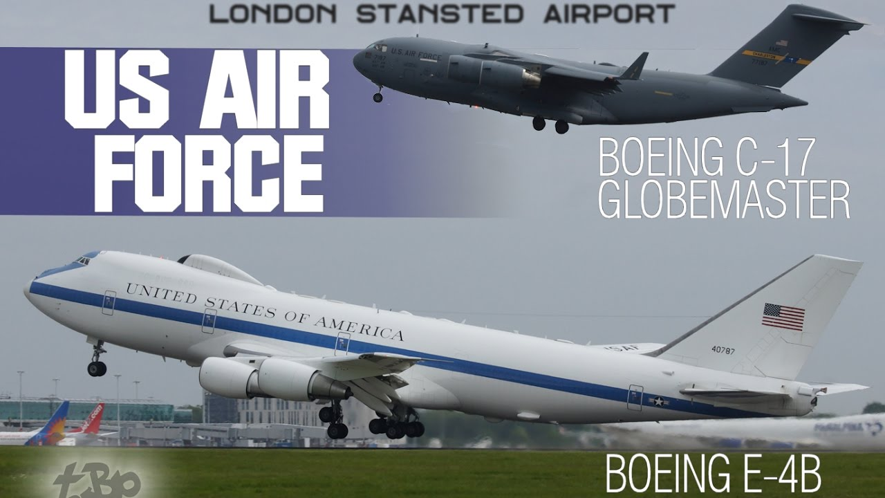 boeing e4b air force one