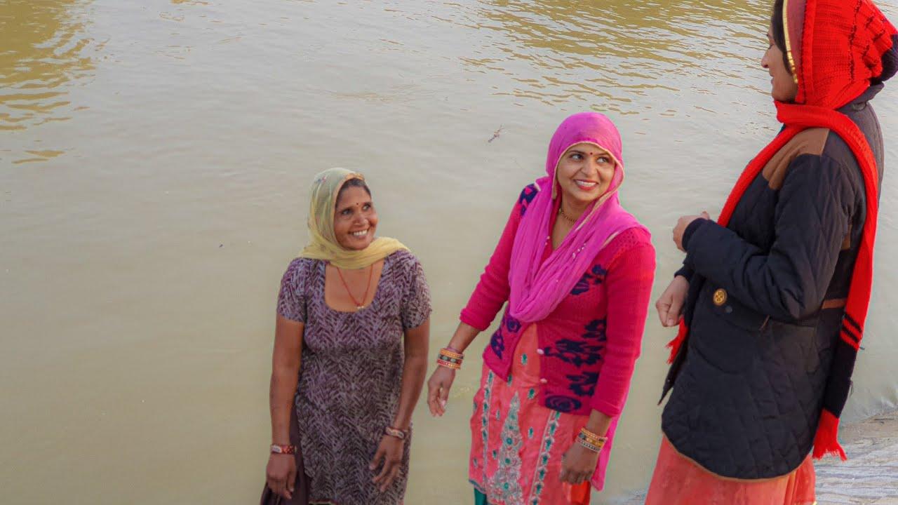 Download [522] नहर किनारे 🚩 Ganganagar 🌾 Food,  Gol bajar Market, CGL Mall, City, Temple, Gang canal History