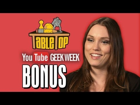 Clare Grant Extended Interview from Star Wars: X-Wing - TableTop S02E09