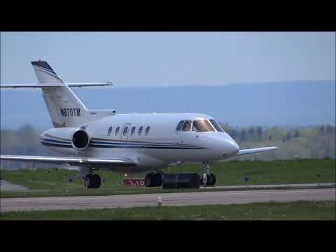 Plane Spotting - Rocky Mountain Metro Airport - May 2016