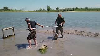 Рибалка ТЭЦ2 Алмати. Травневий трофей 20.05.19 р