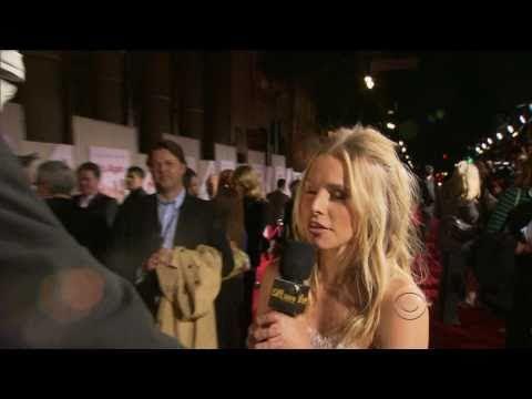 [HD] Kristen Bell Interviewed By Geoff Peterson (Craig Ferguson 09/24/2010)