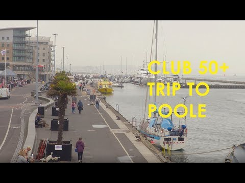 Anglo-Continental Club 50+ Trip to Poole