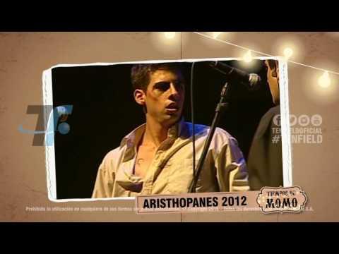 Tiempos de Momo – Aristhopanes 2012