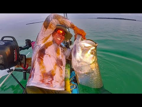 All About The Mullet - Florida Keys Tarpon 2020