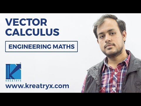 Vector Calculus | GATE | Engineering Maths | Krash Video