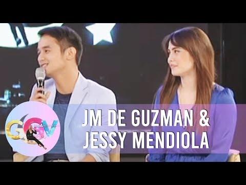 JM, Jessy back together again!