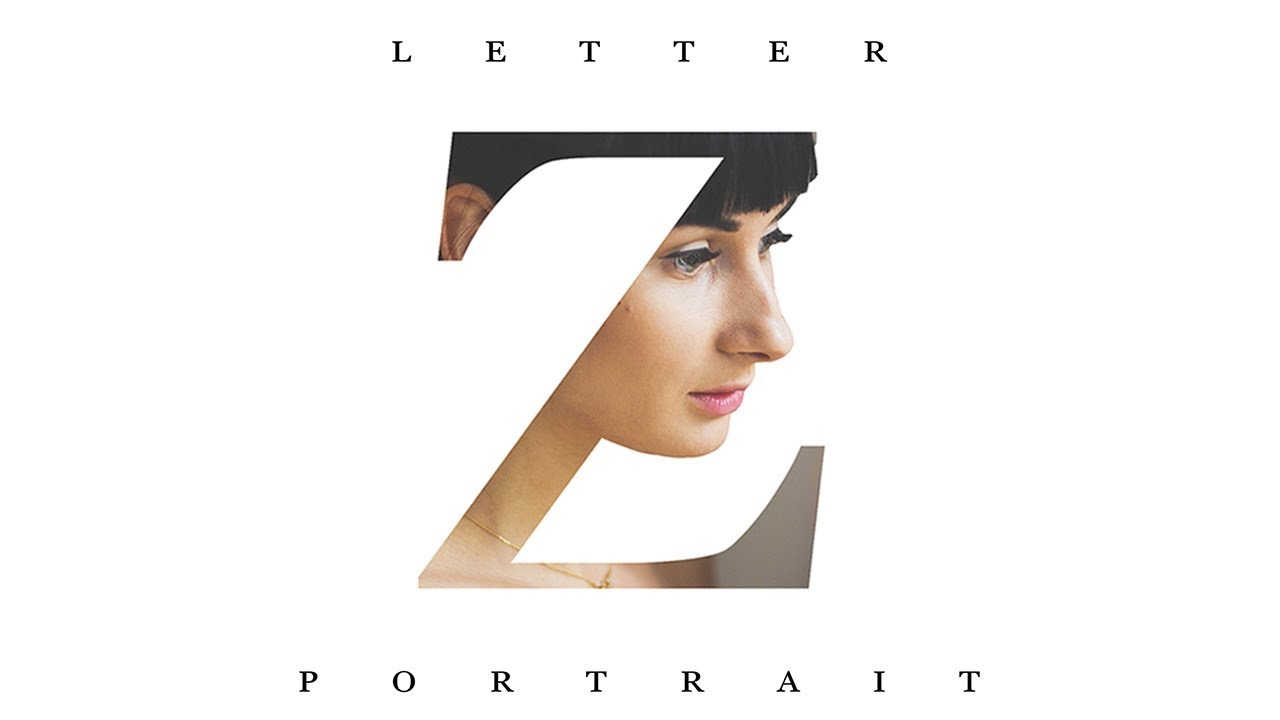 How to create letter portrait photoshop tutorial youtube how to create letter portrait photoshop tutorial baditri Images