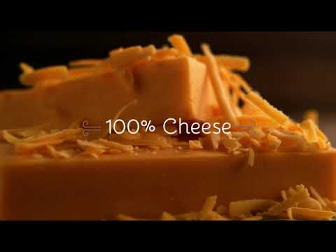 Just The Cheese® - Crunchy Baked Low Carb Natural Cheese Snacks