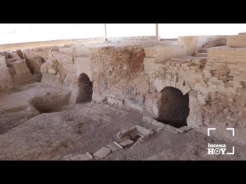 VÍDEO: El ayuntamiento acometerá la restauración y puesta en valor de los alfares romanos de Lucena