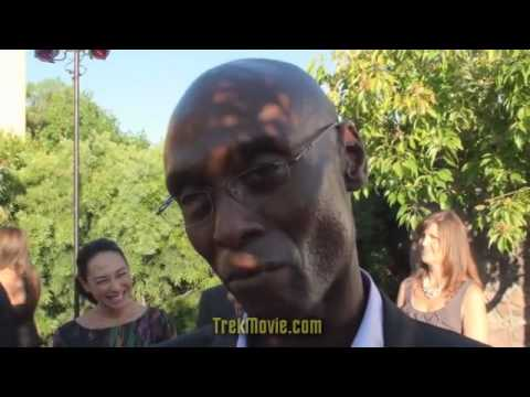 Anna Torv, Lance Reddick and Leonard Nimoy interview - Saturn Awards 2010