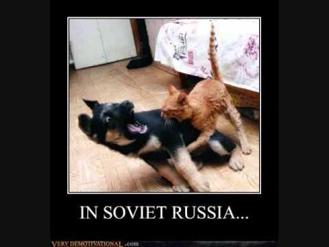 In Soviet Russia Jokes My Favorite Ones Youtube