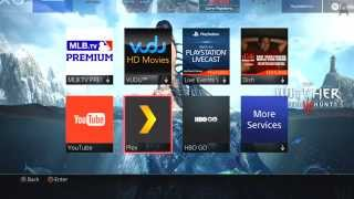 Media Player PS4! and Plex Settings