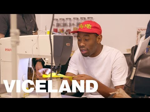 Tyler, the Creator Learns About How the Converse One Star is Made