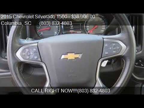 2015 Chevrolet Silverado 1500  for sale in Columbia, SC 2921