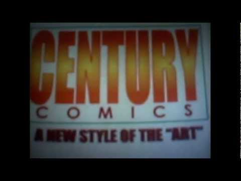 CENTURY COMICS VIDEO ART DISPLAY #1 COMIC-CON ARTISTS'