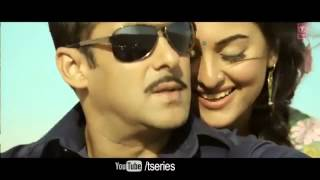 Saanson Ne - Full Video Song      Dabangg 2 - ft Salman Khan, Sonakshi Sinha