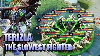 TERIZLA NEW HERO IN MOBILE LEGENDS - FULL SKILL DETAIL AND BACKGROUND STORY