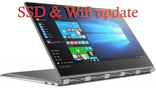 How To Upgrade Lenovo YOGA 910 With SSD and WiFi | Easy Guide
