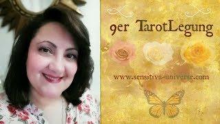 SENS T VA UN VERSE® 9er Tarot Legung  Einer Fällt Vom Thron Und Die Gerechtigkeit Siegt ♥