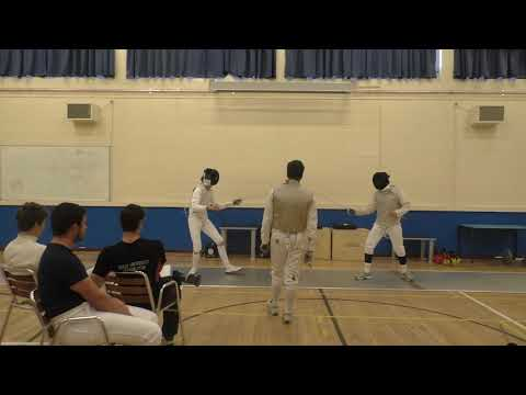 Keele (Home) v UCLAN 1sts Fencing Match 11 Oct 2017 Full - Foil, Sabre and Epee
