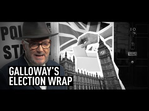 George Galloway | Another 5 years of majority Tory govt led by BoJo not going to be nice to look at