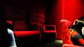 Curzon victoria cinema fire alarm evacuation