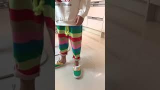 [인녕소년] 무지개팬츠_아동바지 남아바지 아들옷