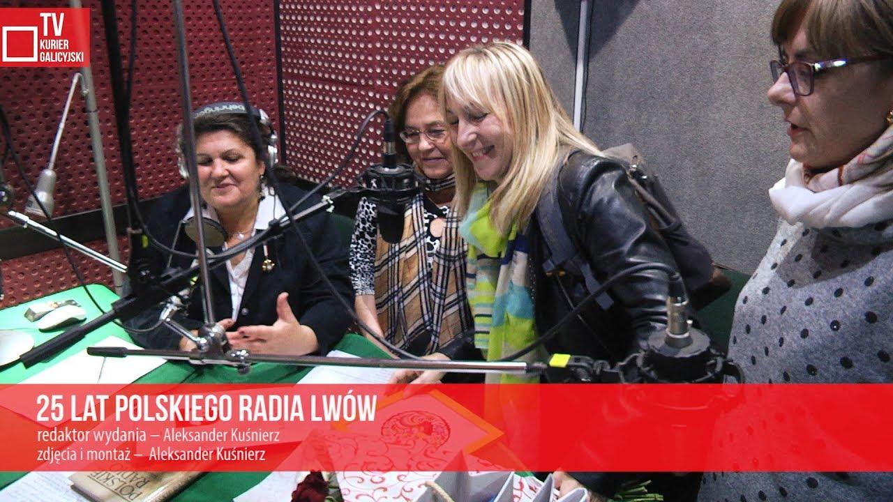 25 lat Polskiego Radia Lwów