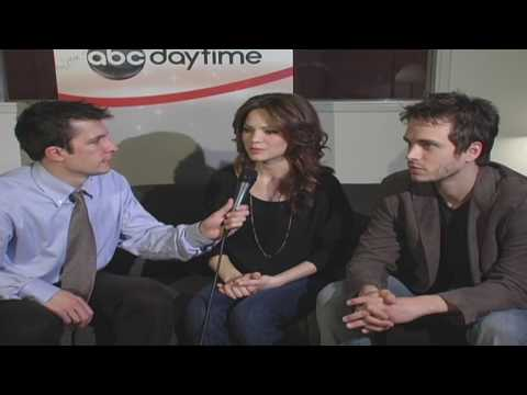 We Love Soaps TV 16 Part 3 of 3: Rebecca Herbst & Jonathan Jackson