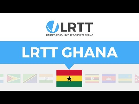 LRTT Ghana | Now recruiting for 2017