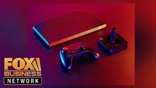 Atari to release throwback console with classic games, joystick