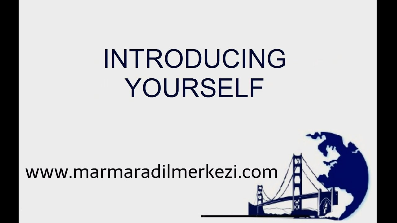 learn english introducing yourself how to introduce yourself learn english introducing yourself how to introduce yourself in english
