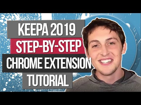 Keepa Chrome Extension For Amazon FBA 2019 (step-by-step Tutorial)