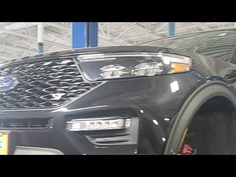 2020 Ford Explorer ST Front Brakes BRF -1886