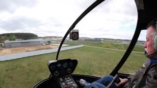Полет на вертолете Robinson(Подробности на: http://people.onliner.by/2014/05/03/vert Подписывайтесь на уютный паблик в ВК: http://vk.com/onliner Использование мате..., 2014-05-03T09:11:43.000Z)