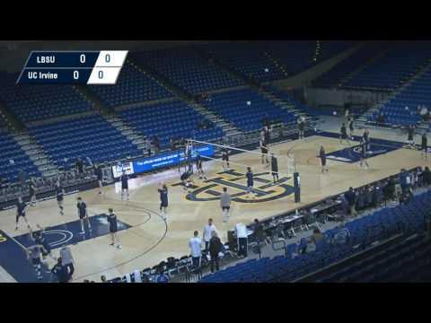 #7 UC Irvine Men's Volleyball vs. #2 Long Beach State