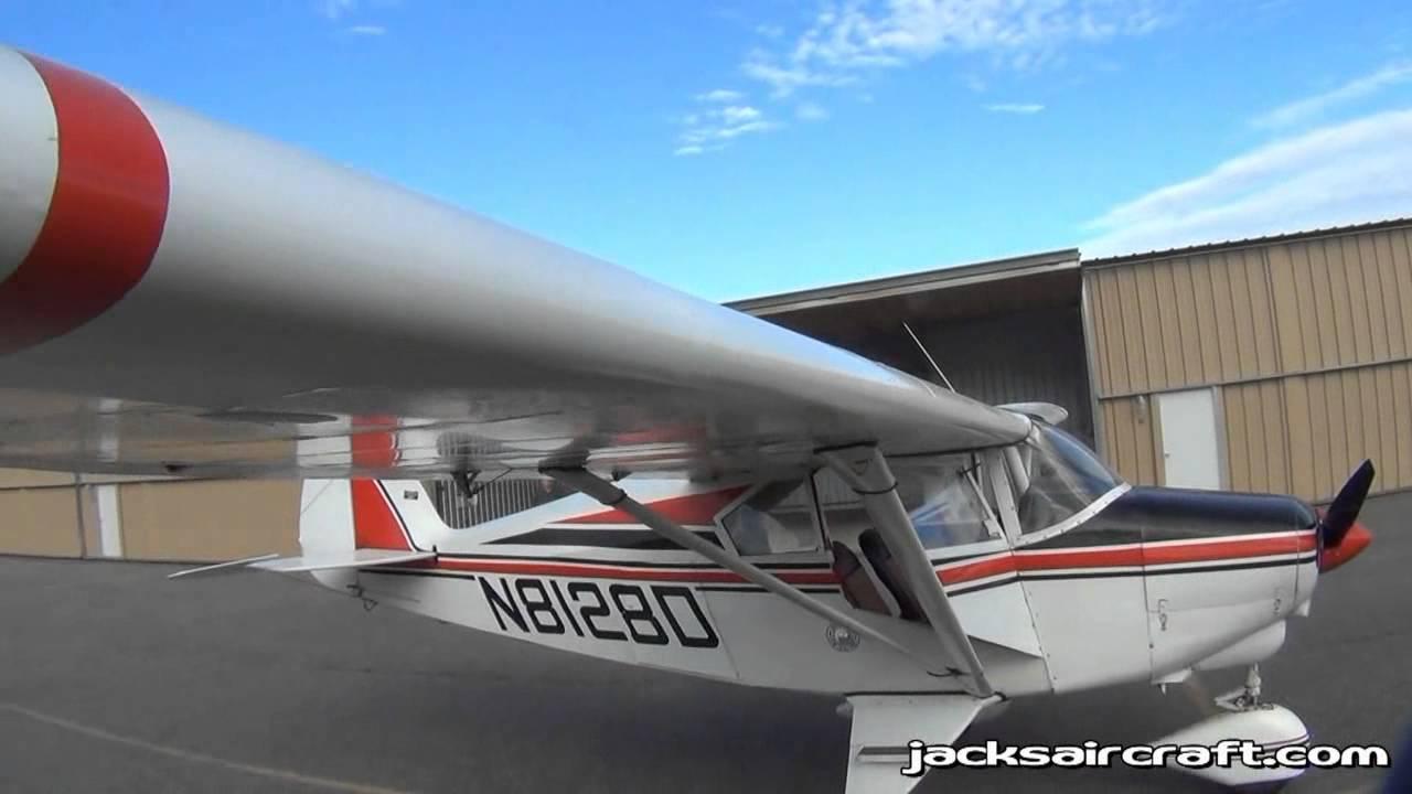 1957 Piper 172B PA-22-160 Tri-Pacer -- N8128D