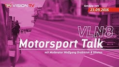 RN Vision TV Motorsport Talk VLN 8 - mit Christian Menzel