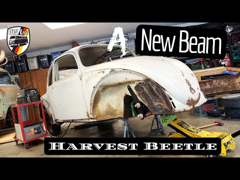 A New Beam for the Harvest Beetle!