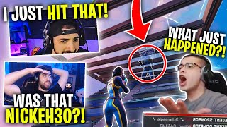 HILARIOUS No Scope on Nick Eh 30! HE WAS SHOCKED!