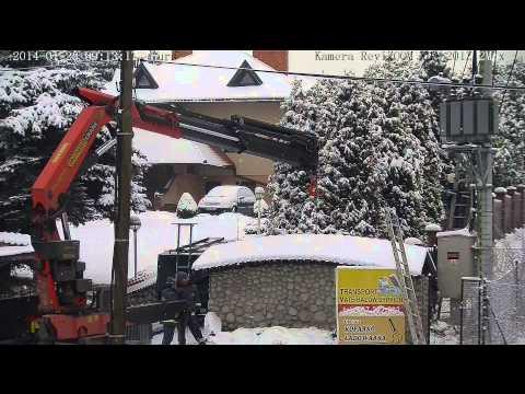 Kamera IP ReviZOOM 2Mpx XHA-201Z - Prace Montażowe