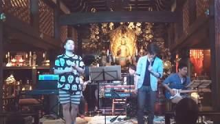 あつまれ!街の音楽祭!#23 in 法真寺 出演 穣史 muu 奏音 恵央 中村岬 ...